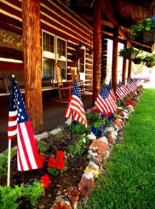 July 4th in Medora: A Visit with Sheila Schafer