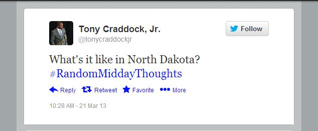 What is it like in North Dakota?
