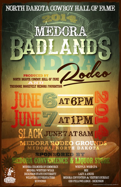 NDRA Rodeo Announcement