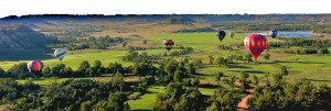 Medora's 13th Annual Hot Air Balloon Rally to Take Place Saturday and Sunday, September 12 and 13