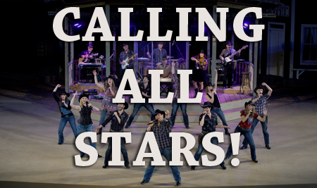 Medora Musical Auditions for 50th Anniversary Season Fast Approaching