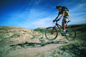 MEDORA — The missing link on North Dakota's longest and most premiere recreational trail is in place.