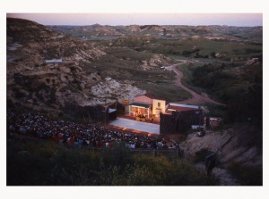 Burning Hills Amphitheatre Old - 1971 Straight