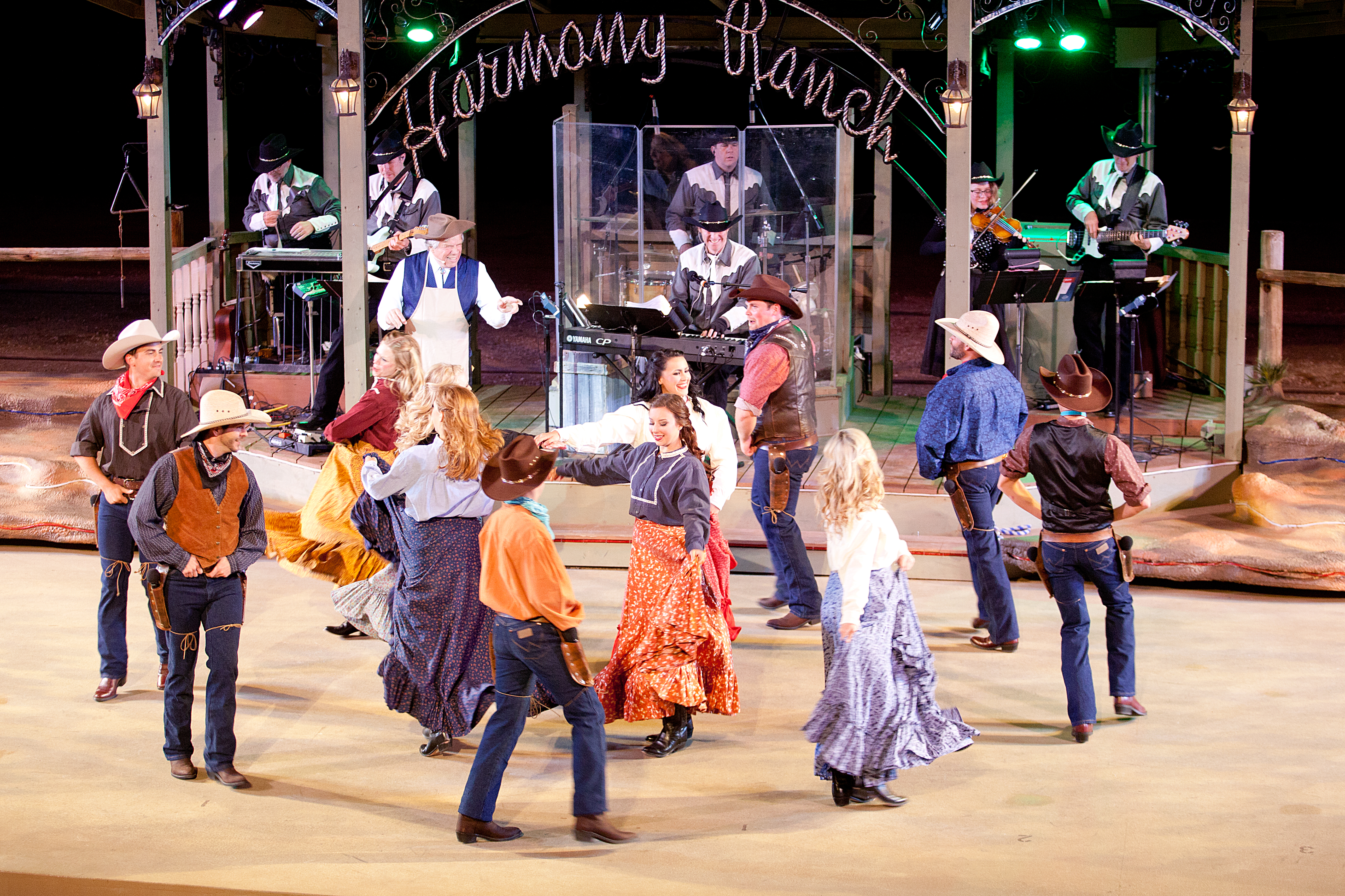 Auditions for the 2016 Medora Musical are fast approaching ...