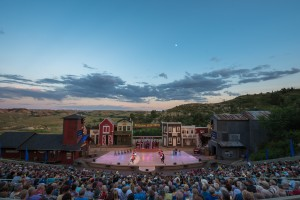 New Host of the Medora Musical Teams with All-Star Cast