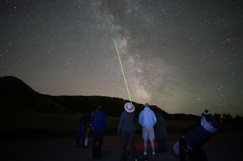 Third Annual Dakota Nights Astronomy Festival to Be Held at Theodore Roosevelt National Park and Historic Medora