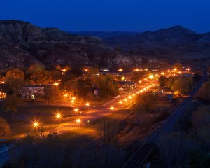 Medora Town Reference
