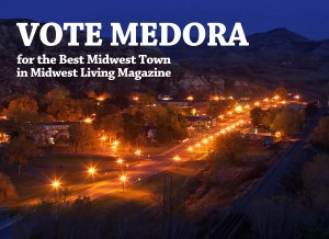 VOTE MEDORA MIDWEST LIVING graphic 2016