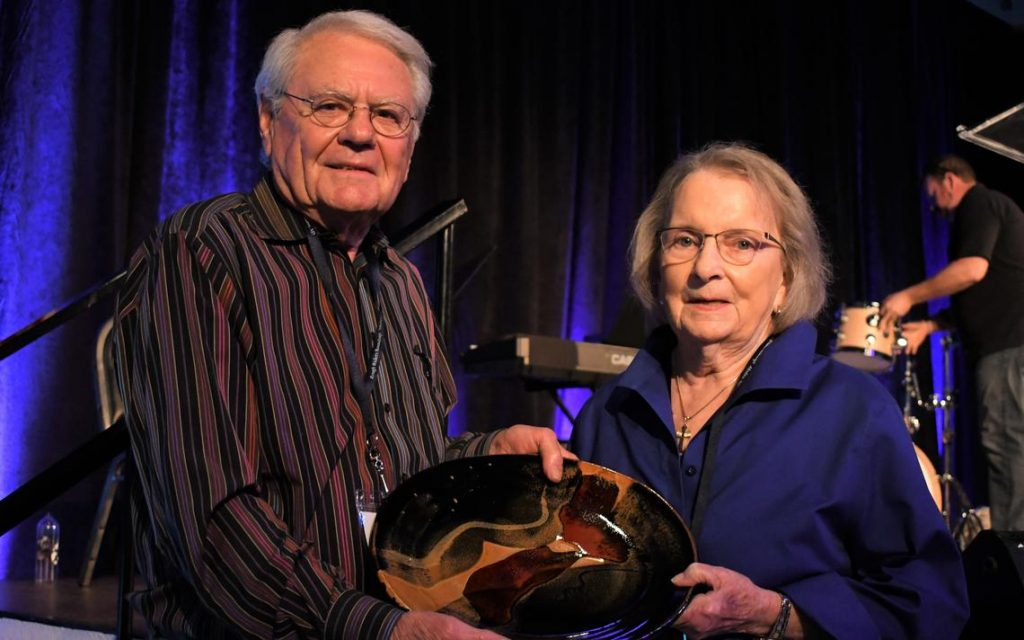 The Dickinson Press: 'A love affair with Medora': Marcils honored with Bully Spirit Award