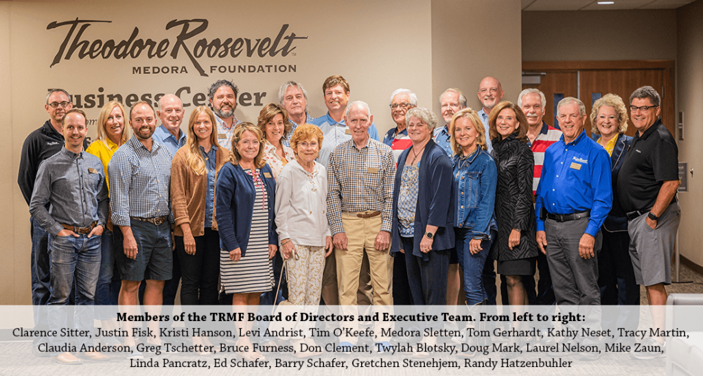 TRMF Board of Directors Summer Meeting Wraps Up